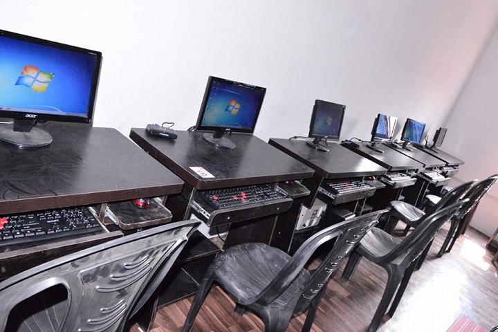 B L Indo Anglian Public School-IT Lab