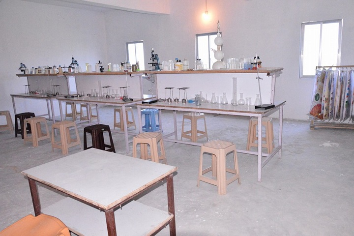 B L Indo Anglian Public School-Laboratory