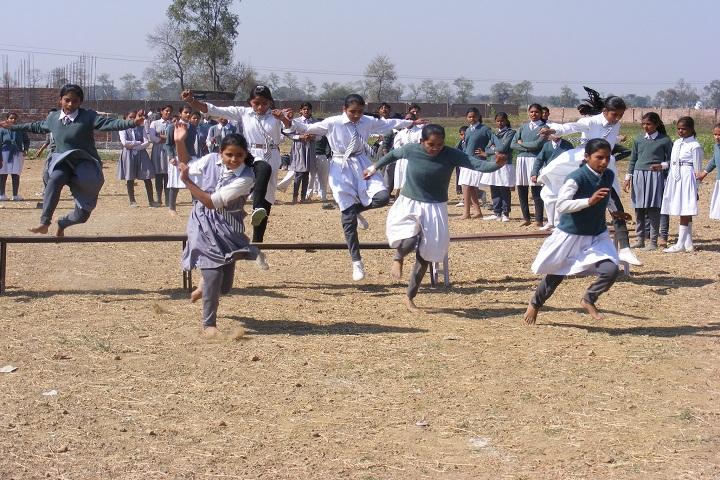 B L Indo Anglian Public School-Sports Running