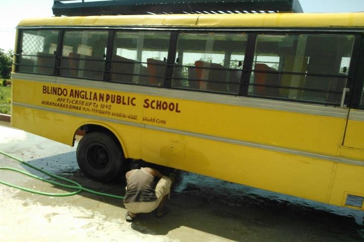 B L Indo Anglian Public School-Transport