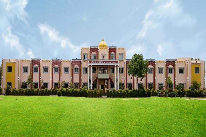 Master Mind International School-Campus View