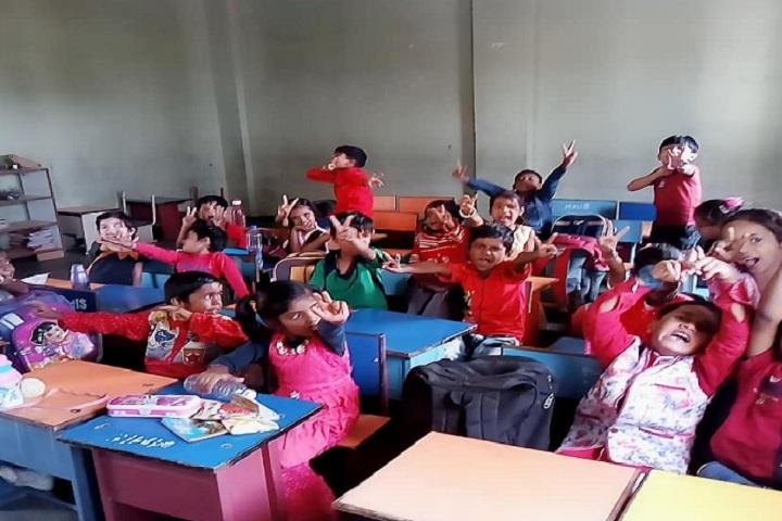 Master Mind International School-Classroom