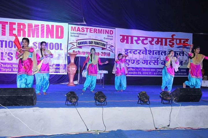 Master Mind International School-Dance