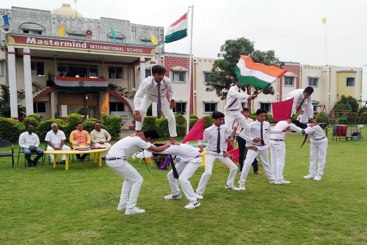 Master Mind International School-Republic Day