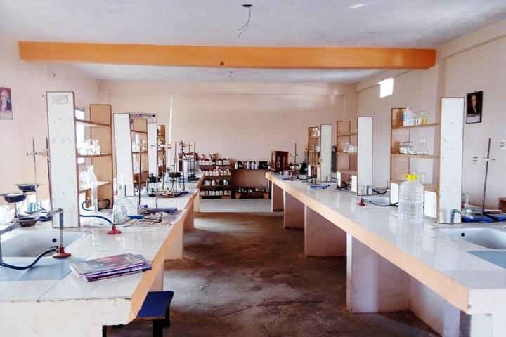 Master Mind International School-Chemistry Lab