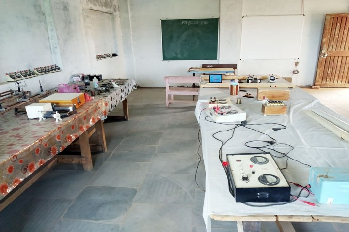 Master Mind International School-Physics Lab