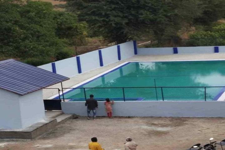 Master Mind International School-Swimming Pool