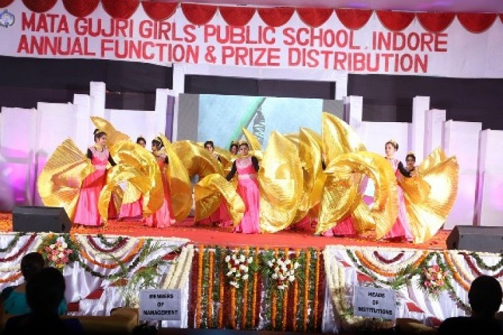 Mata Gujri Girls School-Annual Day
