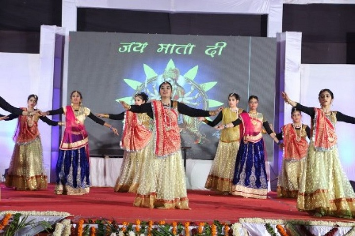 Mata Gujri Girls School-Event Programme
