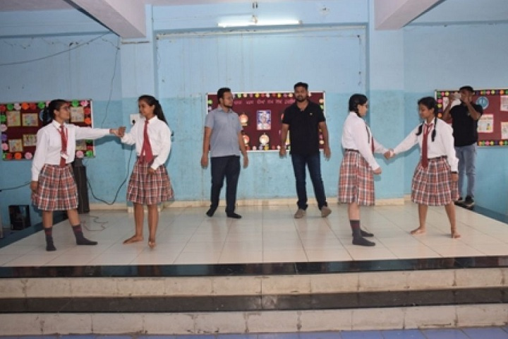 Mata Gujri Girls School-Drama