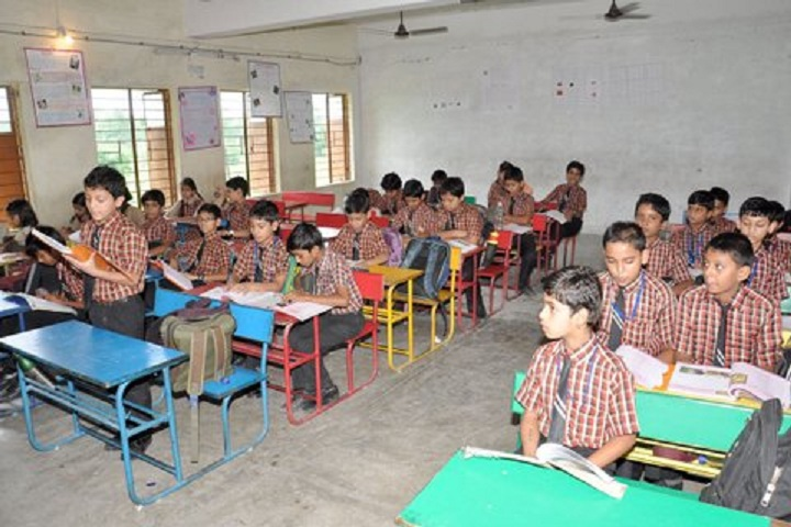 Mgm English Medium Higher Secondary School-Classroom