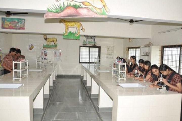 Mgm English Medium Higher Secondary School-Biology Lab
