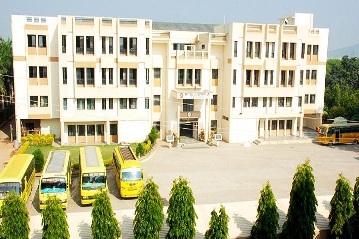 Mitthi Gobind Ram Public School-School Building