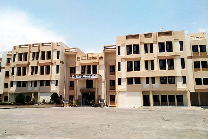 Mitthi Gobind Ram Public School-Play Ground