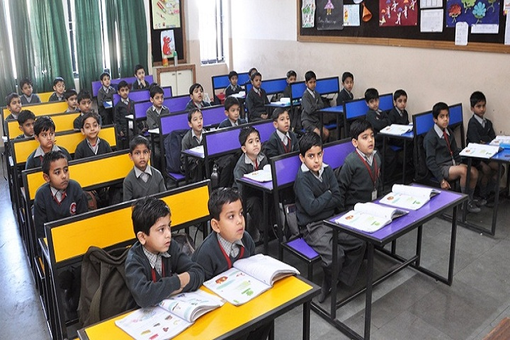 Mitthi Gobind Ram Public School-Classroom