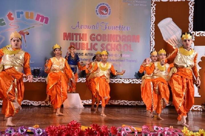Mitthi Gobind Ram Public School-Event