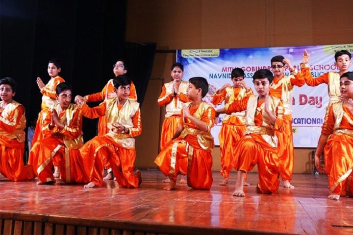 Mitthi Gobind Ram Public School-Dance