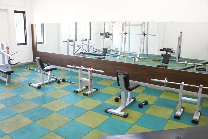 Mitthi Gobind Ram Public School-Gymnasium