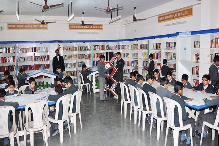 Mitthi Gobind Ram Public School-Library