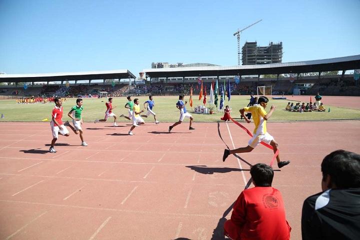 Mitthi Gobind Ram Public School-Sports