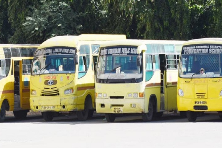 Mitthi Gobind Ram Public School-Transport