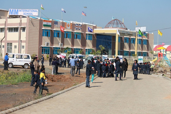 MM International School-Campus View