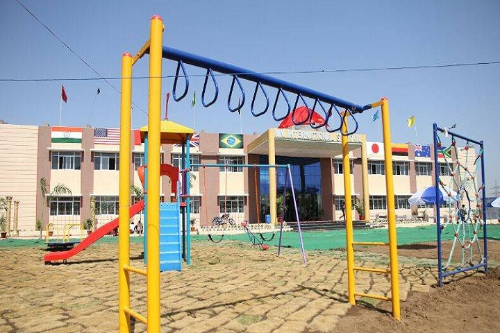 MM International School-Play Ground