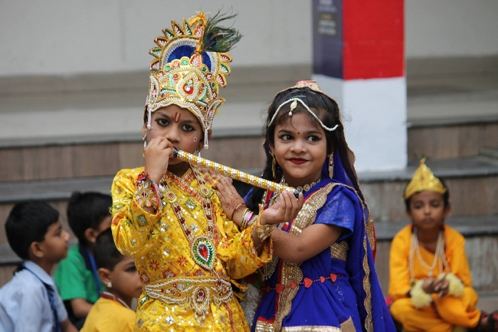 MM International School-Event celebration