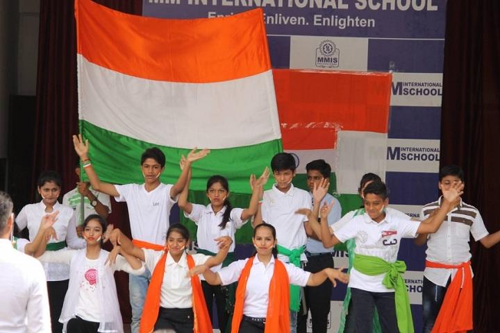 MM International School-Independance Day