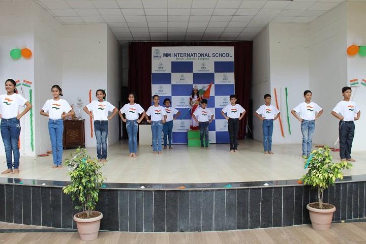 MM International School-Republic Day