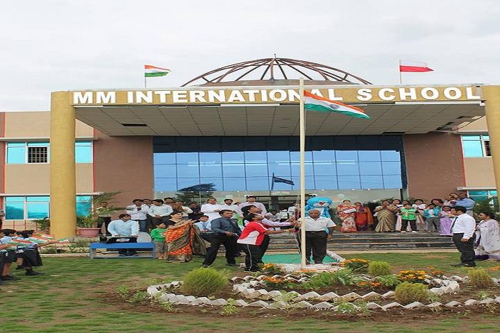 MM International School-Flag Hosting