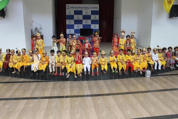 MM International School-Event