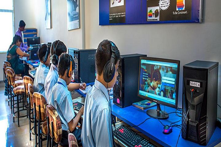 MM International School-Computer Lab