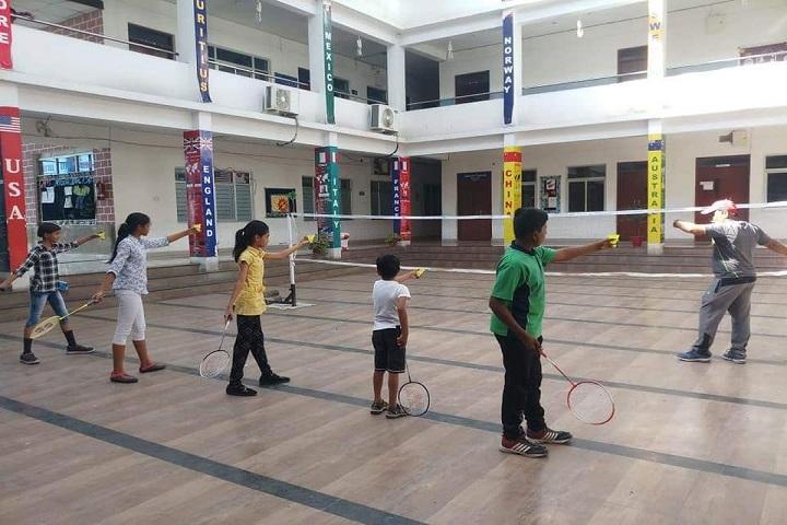 MM International School-Sports