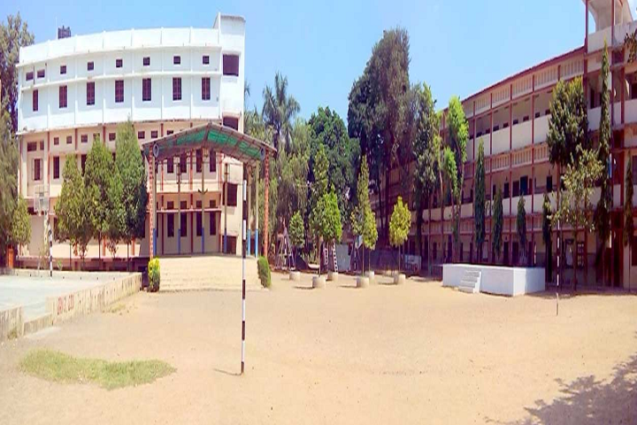 Mont Fort High School-Campus View