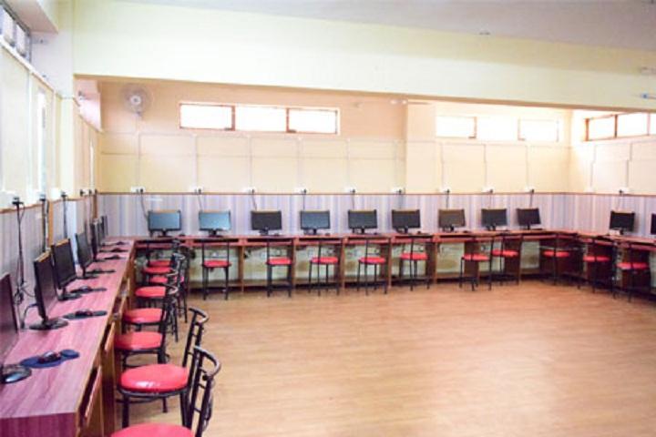 Mont Fort High School-Computer Lab