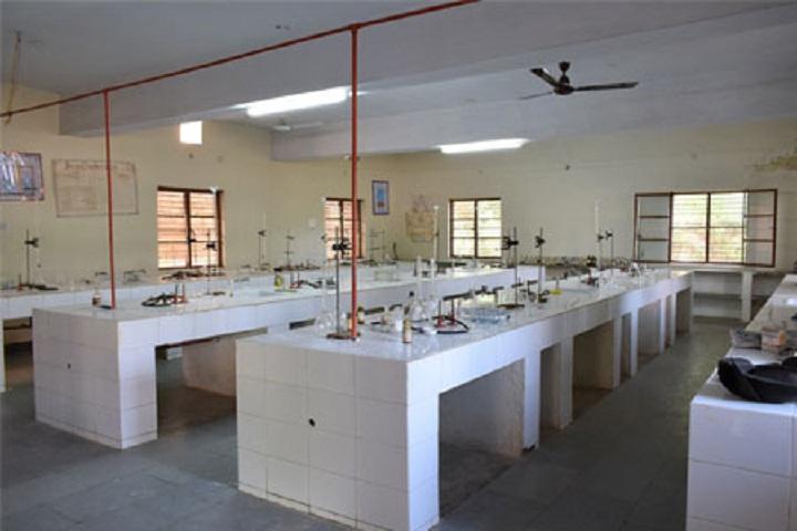Mont Fort High School-Chemistry Lab