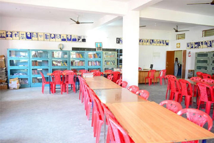 Mont Fort High School-Library