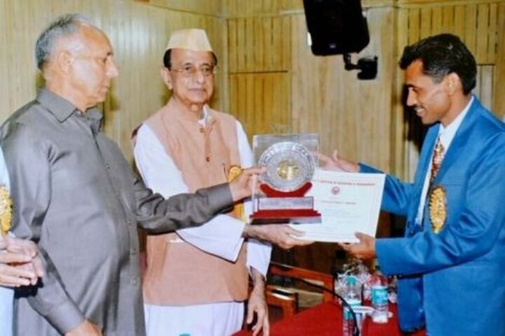 Morition Public Higher Secondary School-Award
