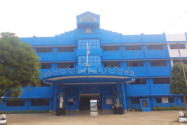 Mother Teresa Senior Secondary Co Education School-Campus View