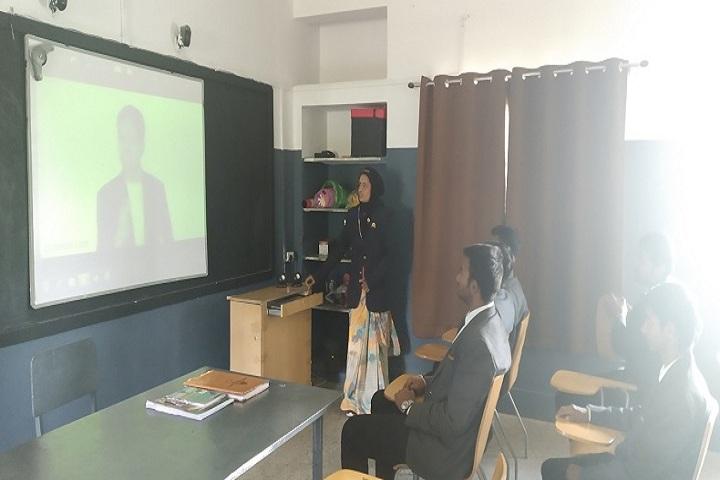 Mother Teresa Senior Secondary Co Education School-Digital Classroom