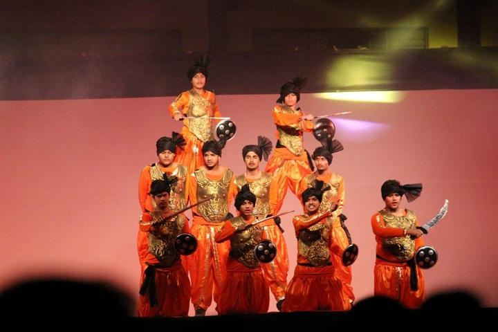 Mother Teresa Senior Secondary Co Education School-Dance