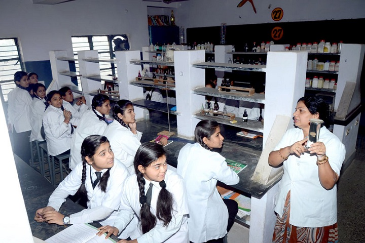 Mother Teresa Senior Secondary Co Education School-Biology Lab