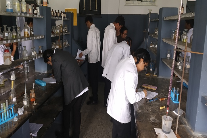 Mother Teresa Senior Secondary Co Education School-Chemistry Lab