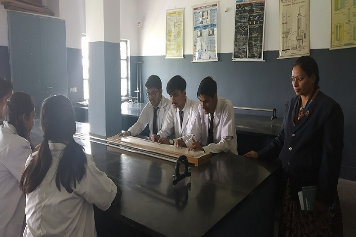 Mother Teresa Senior Secondary Co Education School-Physics Lab