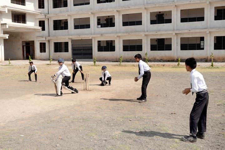 Mother Teresa Senior Secondary Co Education School-Cricket