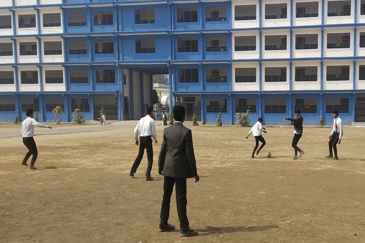 Mother Teresa Senior Secondary Co Education School-Football