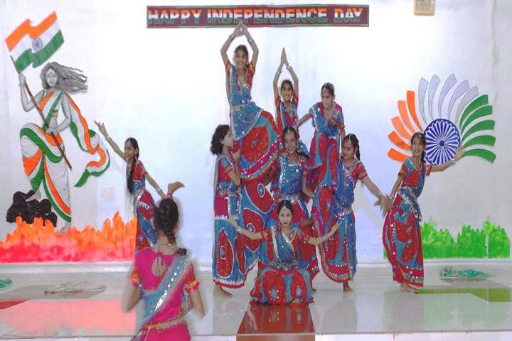 Mount Litera Zee School-Independance Day