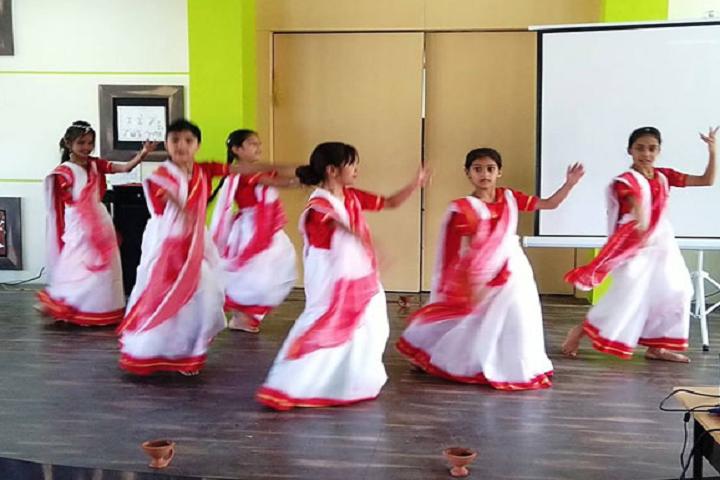 Mount Litera Zee School-Navaratri Celebrations