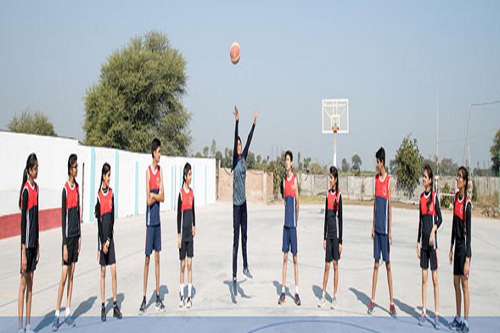 Mount Litera Zee School-Volley Ball